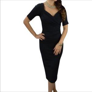 Stop Staring Sheba Wiggle Dress